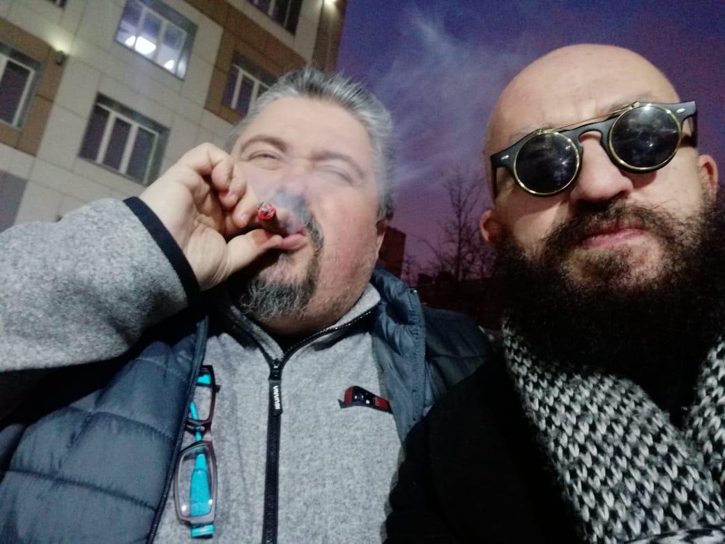 АСС закурила сигары от SIGLO DE ORO… Олчер Нега — генеральный директор АСС