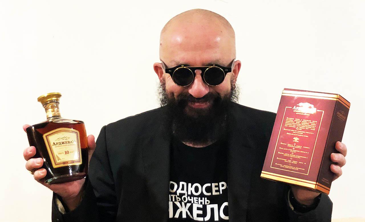 продолжаем #ВЫПИТЬСФЕРАПОНТОВЫМ — Год только начался! Сколько надо всего выпить… выпьем армянского коньяка — АрджеваН!