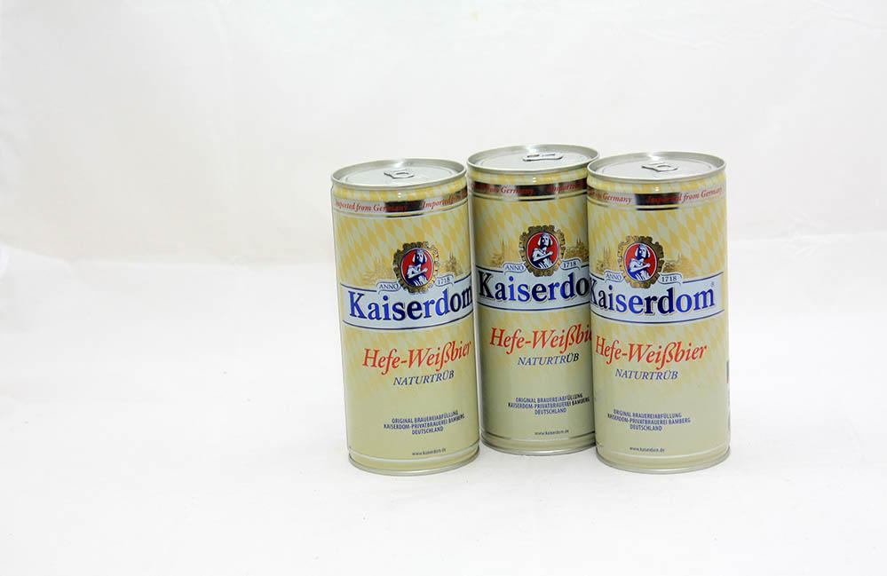 Kaiserdom Hefe-Weissbier — светлое пшеничное нефильтрованное пиво Кайзердом.