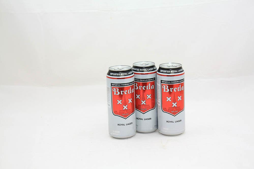 BREDA ROYAL LAGER — Ассоциация Любителей Пива THE BEST OF BEER СИГАРНАЯ ЛИГА и компания INTERPORTFOLIO представляют!