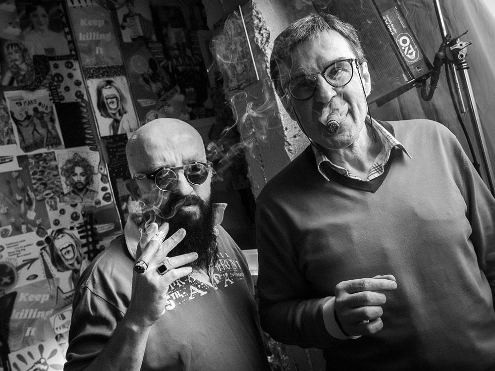 фотосессия с SIGLO DE ORO от Марка Рассказова