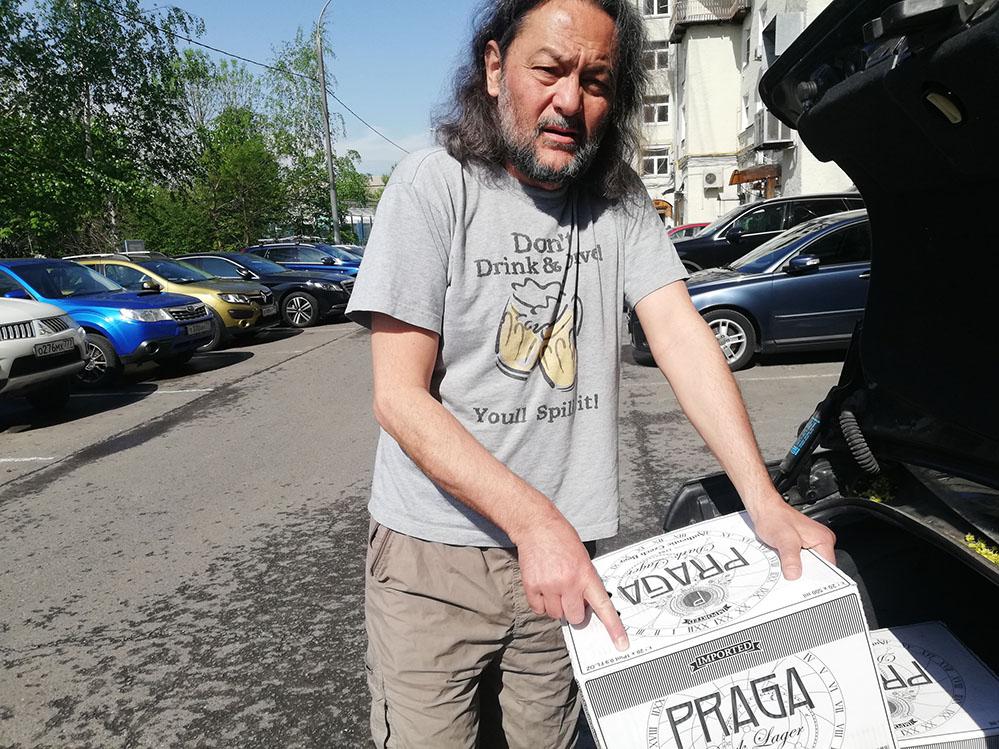 Эркин Тузмухамедов стал вице-президентом Ассоциации Любителей Пива THE BEST OF BEER
