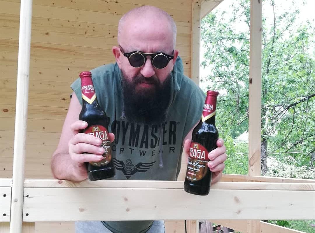какое пиво пьёт продюсер Владимир Ферапонтов