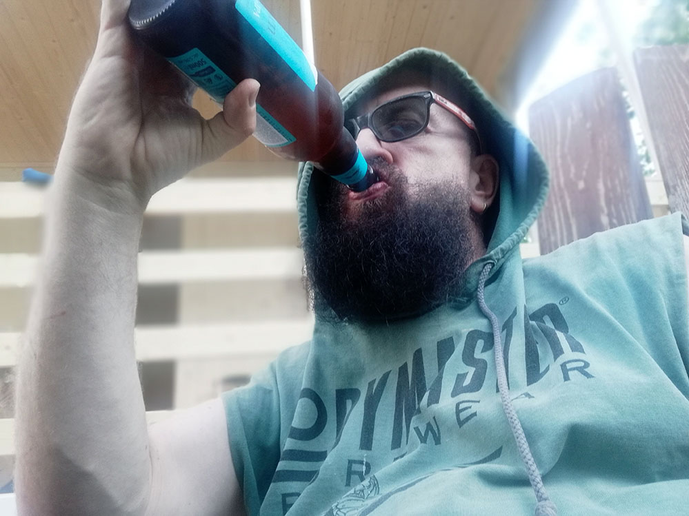 пиво LANSDOWN от InterPortfolio и Ассоциации Любителей Пива THE BEST OF BEER и продюсера Владимира Ферапонтова