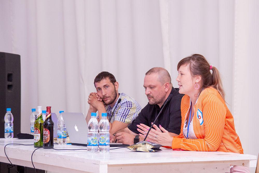 конференция Event агентств в МЕЛИССЕ ФЛЕМИНГ прошла под сигары, пиво и шампанское