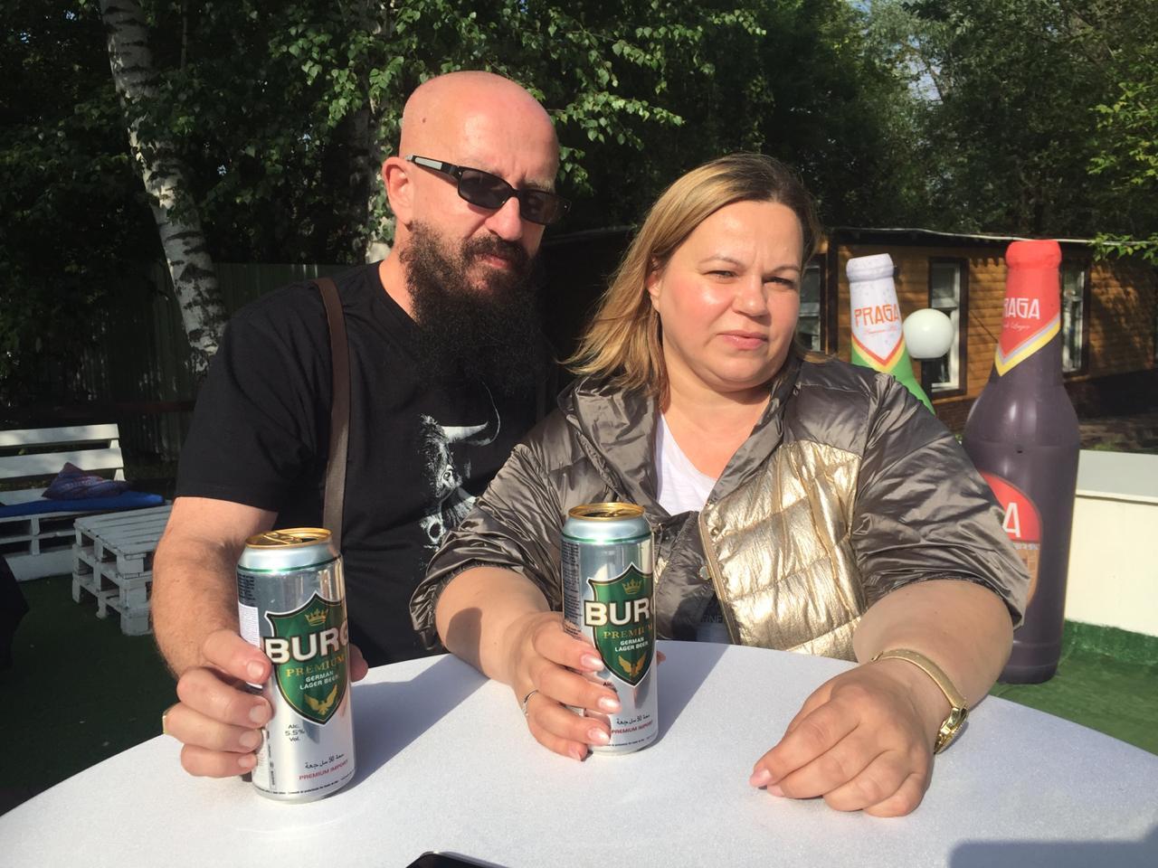 АССОЦИАЦИЯ ЛЮБИТЕЛЕЙ ПИВА «THE BEST OF BEER» представляет — пиво BURG от компании InterPortfolio