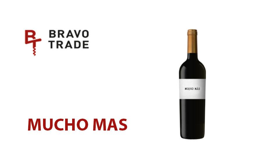 вино MUCHO MAS от BRAVO TRADE