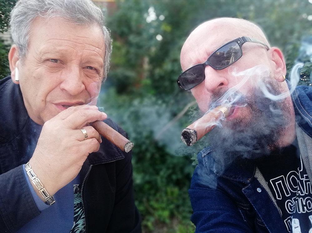 Перекур с Борисом Грачевским! Новости от SIGLO DE ORO