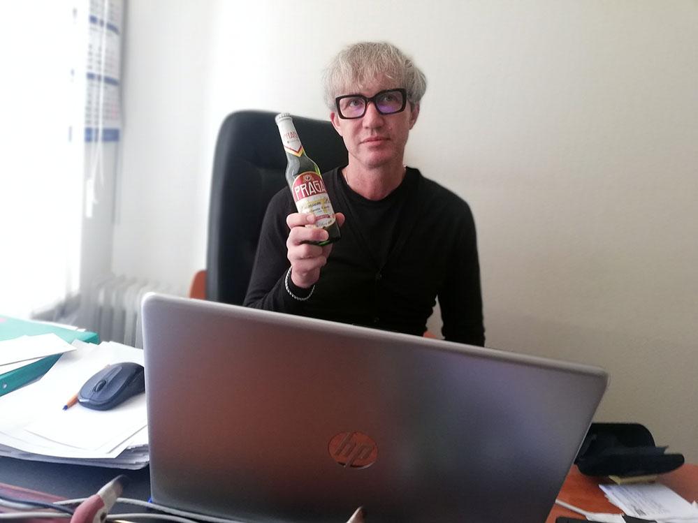 генеральный директор компании InterPortfolio Алексей Каневский — о том какое пиво должны пить ОЧЕНЬ ДЕЛОВЫЕ ЛЮДИ