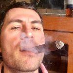 Павел Долгов — член московского сигарного клуба, организатор множества сигарных вечеров