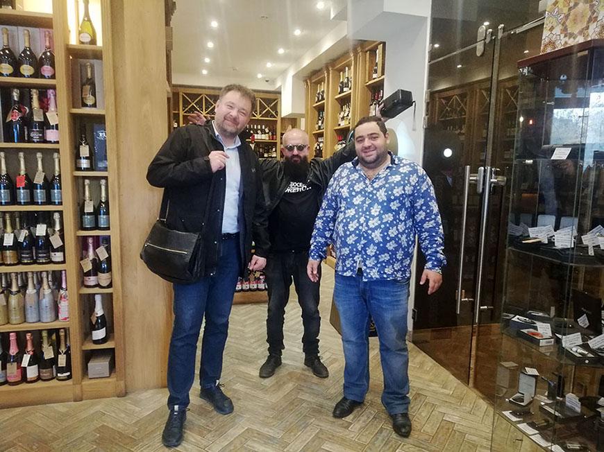 СИГАРНАЯ ЛИГА представляет! переговоры BRAVO TRADE и Al 33 начались!