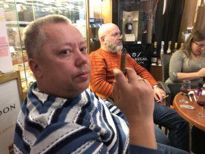 Сигары и Виски #16