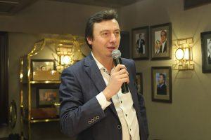 Константин Бейлин в ТД