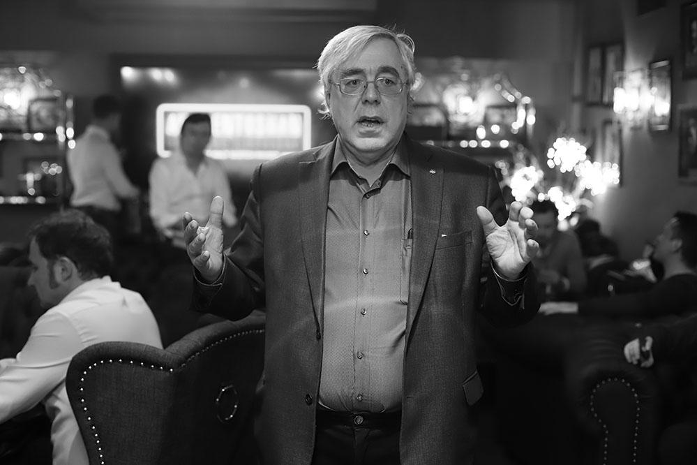 Обращение Президента Московского сигарного клуба А.И.Рычкова к сигарной общественности …