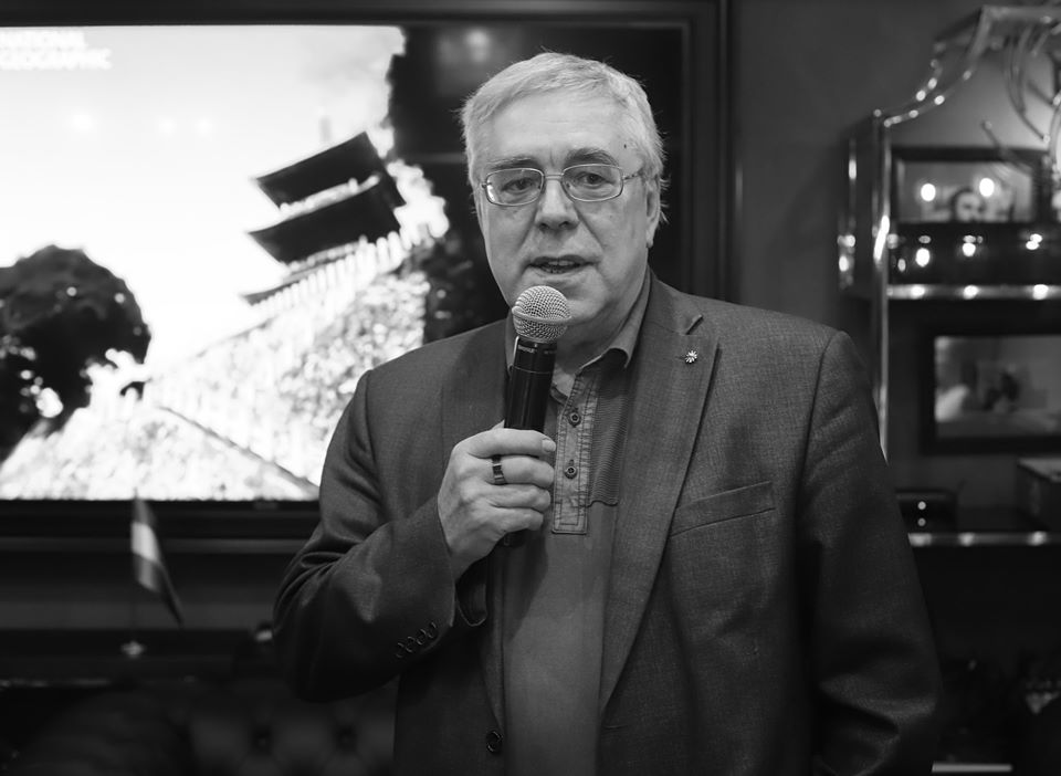 ДОКЛАД Президента на отчетно-выборном собрание Московского Сигарного клуба