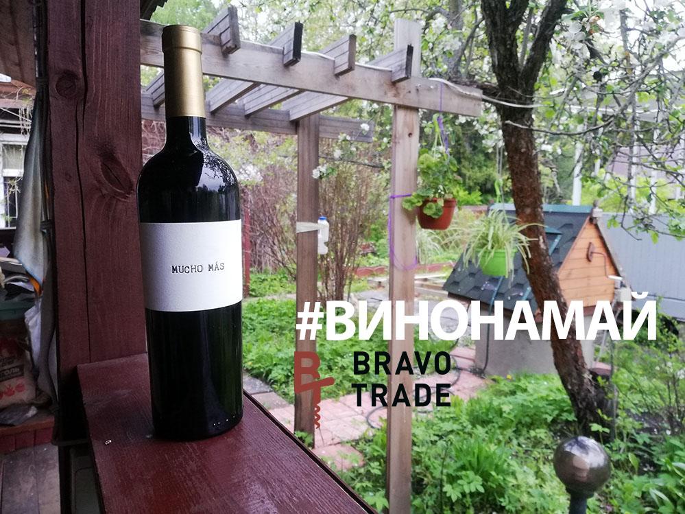 «Mucho Mas» (Испания. Кастилия Ла Манча) #ВИНОНАМАЙ часть 4 от Bravo Trade