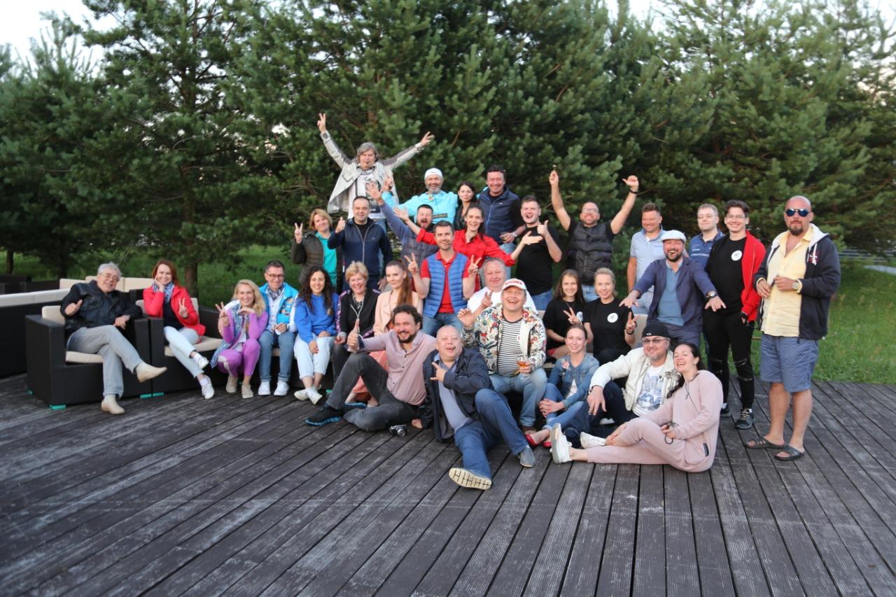 10-12 июля Московский сигарный клуб отпраздновал свое 13-летие!