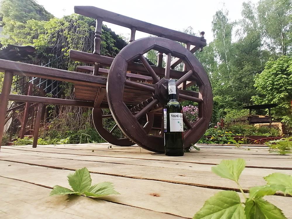 вино на лето — VIGNE-LOURAC SYRAH ALAIN GAYREL