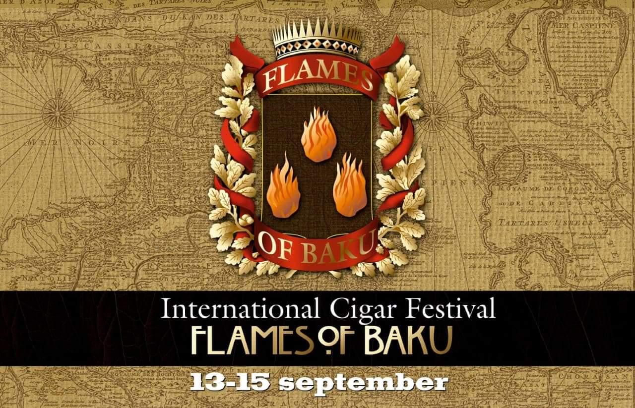 13 — 15 сентября встречаемся в БАКУ. Бакинский Сигарный Клуб представляет!