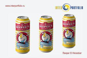 Reeper B Weissbier